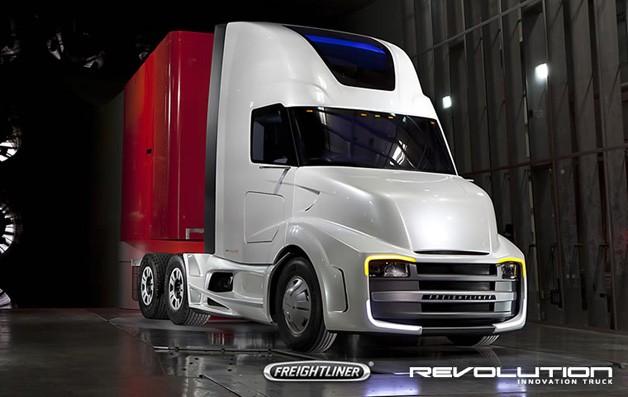 Freightliner Revolution