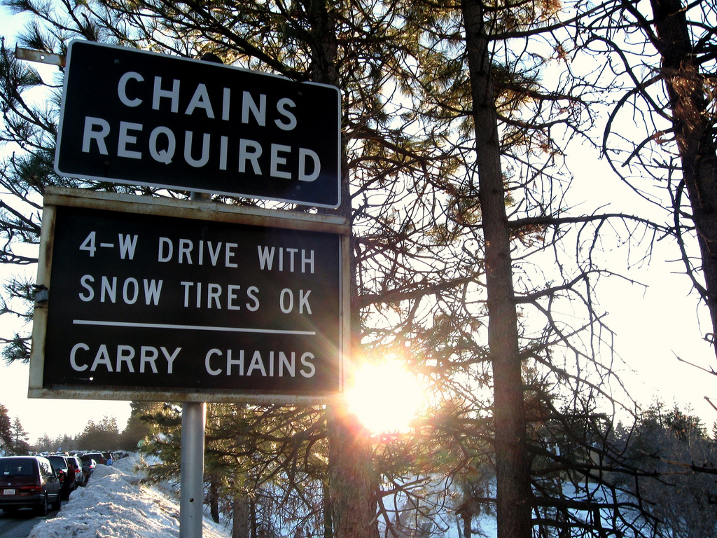 Chain Control