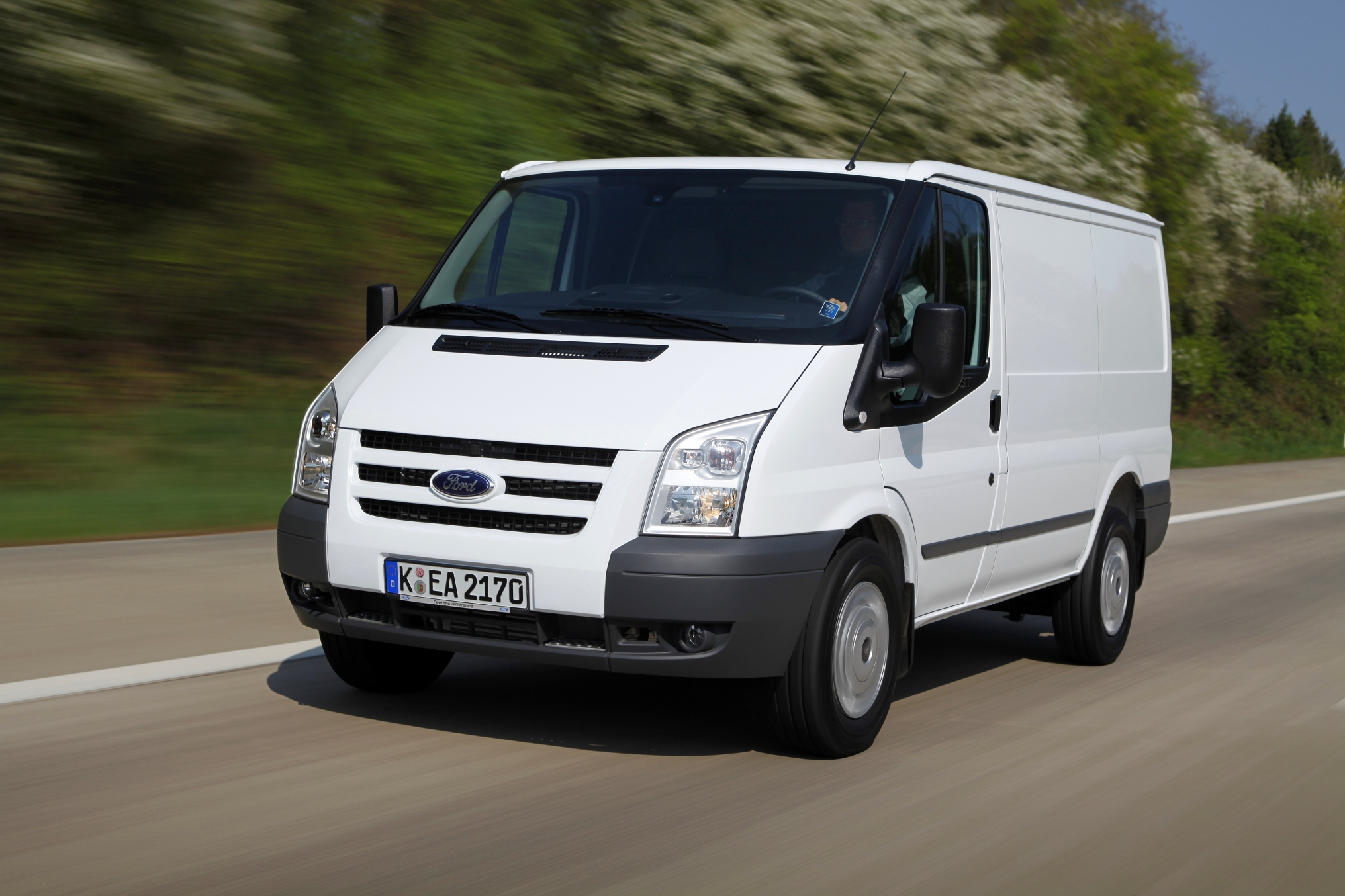 Ford Transit Fleet Vehicle